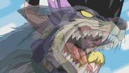 Gotenks Wolf Fang Fist