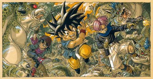 Dragon Ball Gt Dragon Ball Wiki Fandom