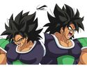 Rage Broly Expressions