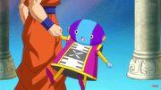Son Goku e Zeno