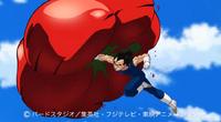 Vegeta vs. Tomato