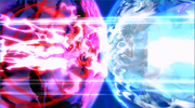 Xenoverse Demigra vs. Kamehameha