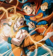 Goku-vs-superman