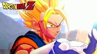 Italiano DBZK Dragon Ball Z Kakarot - Paris Games Week Trailer - PS4 XB1 PC