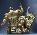 Megahouse dbz diorama10-gold07-Nappa-B