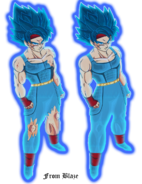 New Years Bardock Concept