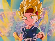 Son Gokû jr Super Saiyan
