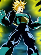 TrunksFutureUltraSuperSaiyan en HD