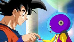 Zen'oh Goku is botan