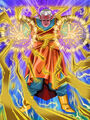 Dokkan Battle Letter of the Law Kibito card (Attendant Supreme Kai Kibito SR-SSR)