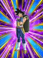 Dokkan Battle Saiyan Occupation Bardock japanese card (DB Minus-DBS Broly Bardock SSR-UR)