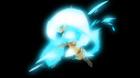 Goku transformandose 2013 (2)