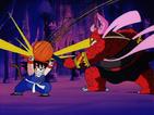 Goku vs Gastel