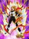 Vegeta Xeno Super Saiyan 3 (Dokkan Battle)
