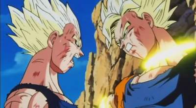 68591 Dragon Ball Z The Long Awaited Fight Episode Screencap 8x11
