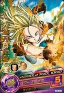 Androide número 18-Dragon Ball heroes