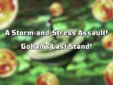 A Storm-and-Stress Assault! Gohan's Last Stand!