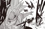 Fin destroys Omega
