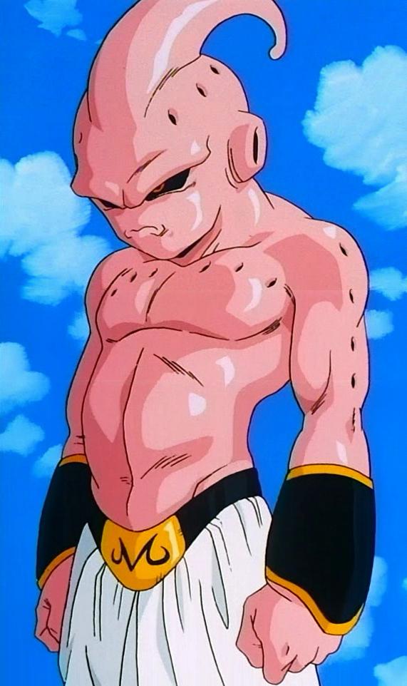 Evil Kid Buu Dragon Ball Wiki Fandom