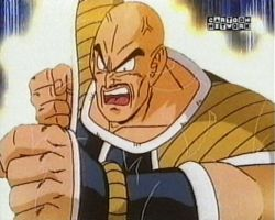 Nappa Powering up