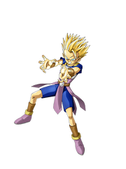 Cabbé (Super Saiyan 2) (Artwork)