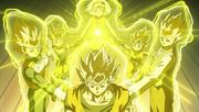 Super Saiyan God Ritual