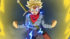 Trunks del Futuro Alternativo SSJ2 DBS