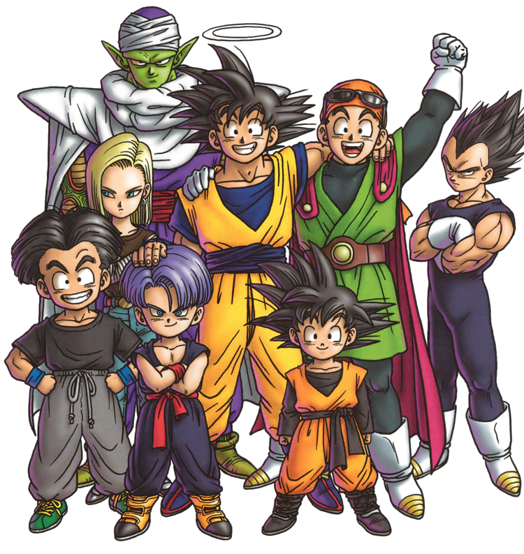 Avatar Z Fighters