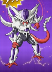 Frieza Clan Berserker Super Form