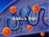 Goku's Doll