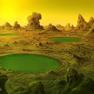Prima immagine rilasciata del pianeta.