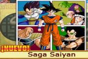 Saga Saiyan Budokai Tenkaichi 3