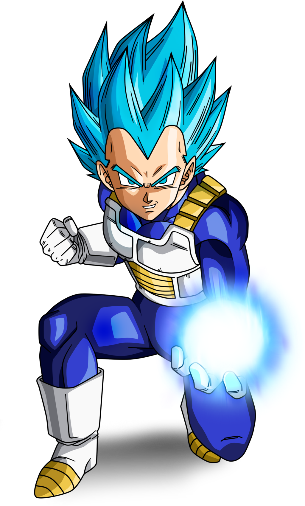 Image - Vegeta Ssj Blue Full power confirmed in episode ...