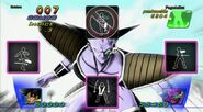 Combate Goku vs Ginyu (kinect)