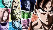 Dragon Ball Super Equipo U7