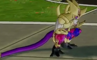 Image - Fifth Form avatar Xenoverse.PNG | Dragon Ball Wiki ...