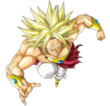 Super Saiyan Tipo C Dokkan Artwork