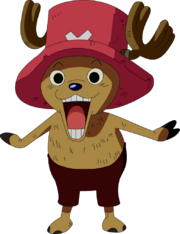 Tony Tony Chopper by Brainalyser