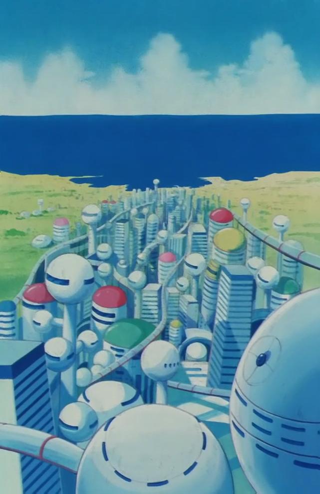 '' West City ''▐ 西の都 ▐ Dragon Ball Minecraft Map