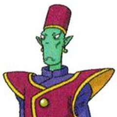 L'assistente del Kaiohshin dell'Universo 6