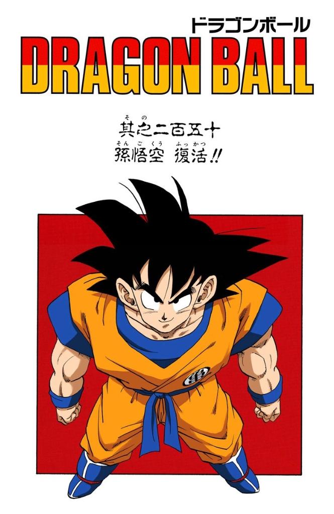 Goku Returns Again Dragon Ball Wiki Fandom Powered By Wikia
