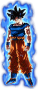 Doctrina egoísta Señal Son Goku Dokkan Artwork aura