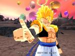 Gogeta (Fusion Reborn! Goku and Vegeta)