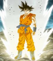 Goku (Saiyan Beyond God)