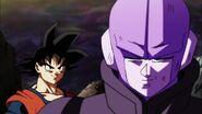 Hit y Son Goku prometen enfrentarse en las finales