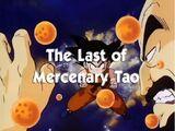 The Last of Mercenary Tao