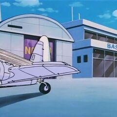 Aerei presso l'aeroporto di Nicky Town.