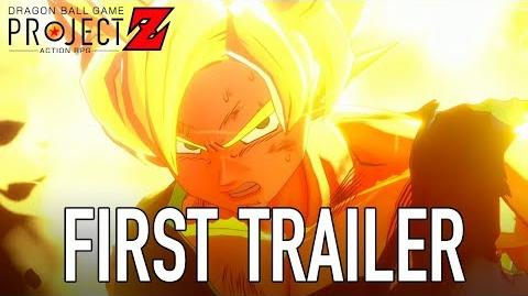 Dragon Ball Game Project Z - PS4 XB1 PC - First Trailer