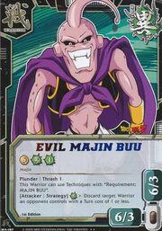 Evil Majin Buu
