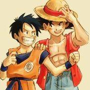 Goku-luffy